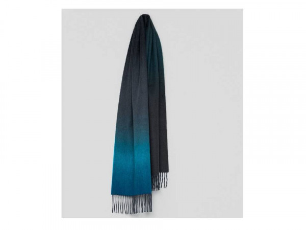 Begg and Co Nuance ombre classic cashmere scarf Neist Point