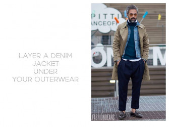 Layering for men Sartoria Lab personal styling and shopping