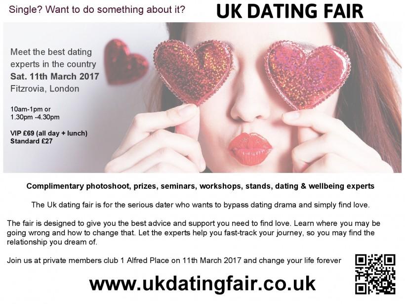 Dating seminars london